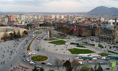 Kayseri Center Office